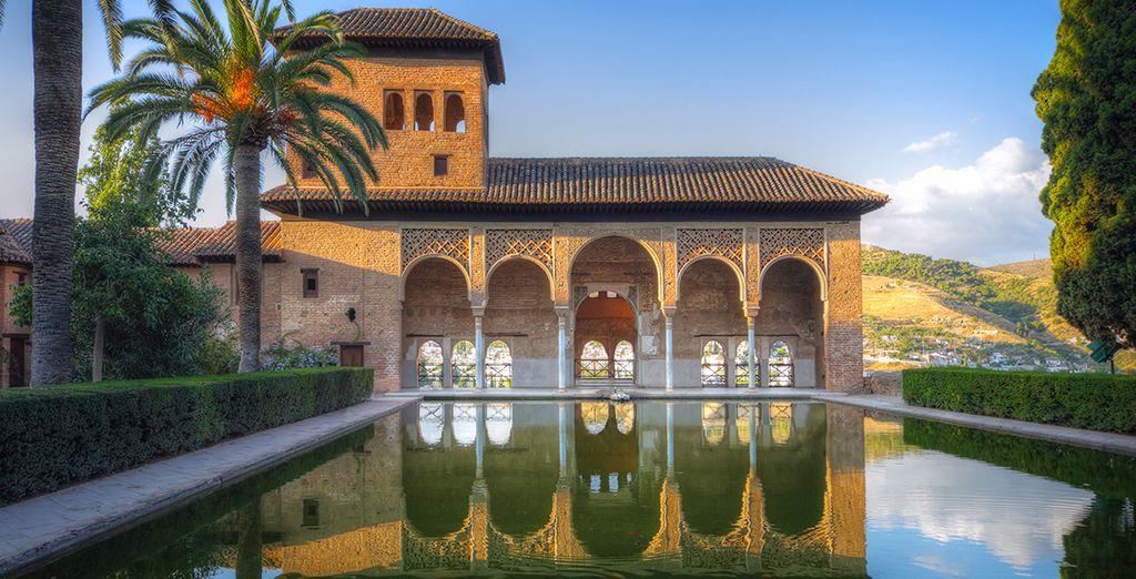 Qui vous séduira par son célèbre Palais de l'Alhambra