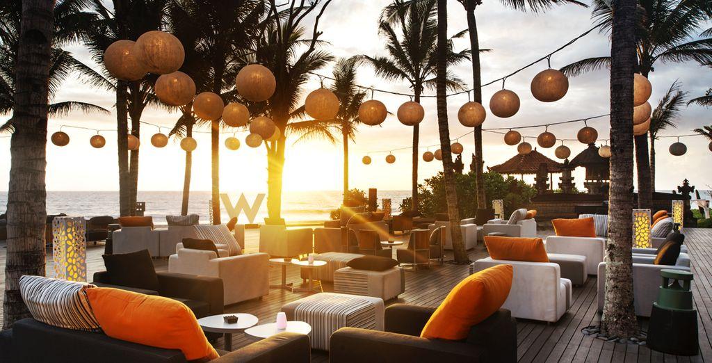 Envie d'une escapade luxe et branchée ? - Hôtel W Retreat and Spa Bali 5* Bali