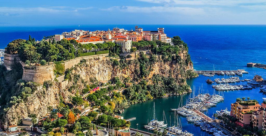 Découvrez les trésors de la Côte d'Azur...