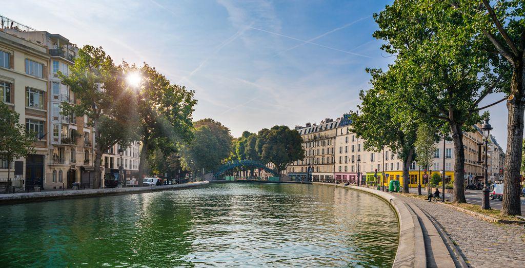 Paris n'attend plus que vous !