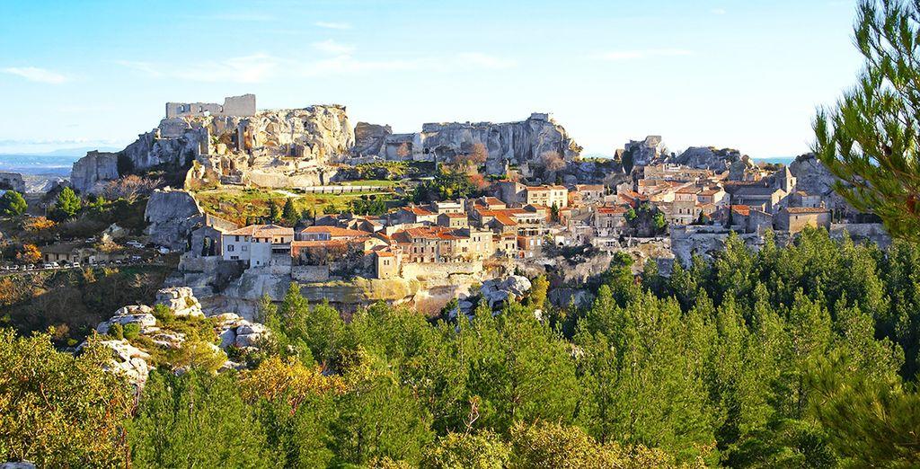 Alors profitez-en pour découvrir le sublime village des Baux de Provence