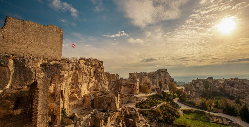 Et sa cité médiévale