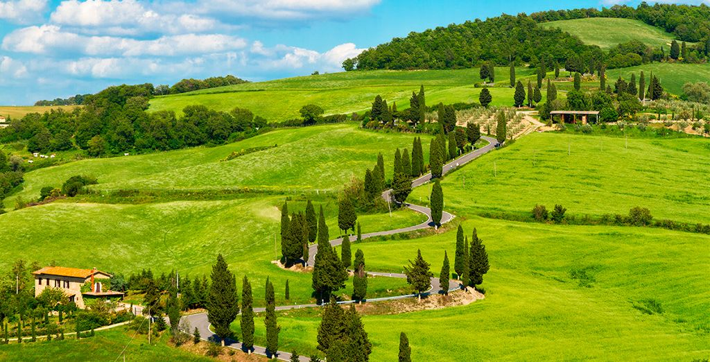 Découvrez la Toscane et ses collines florentines - La Fattoria Degli Usignoli 4* Reggello
