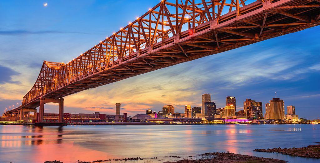 Partez à la conquête de la Nouvelle-Orléans