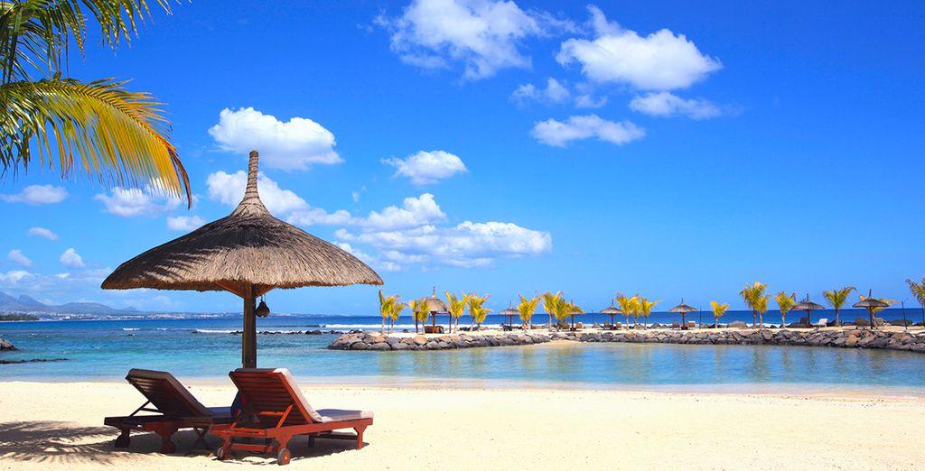 Vous vous y voyez déjà au bord de cette plage sublime ? - InterContinental Mauritius 5* Balaclava