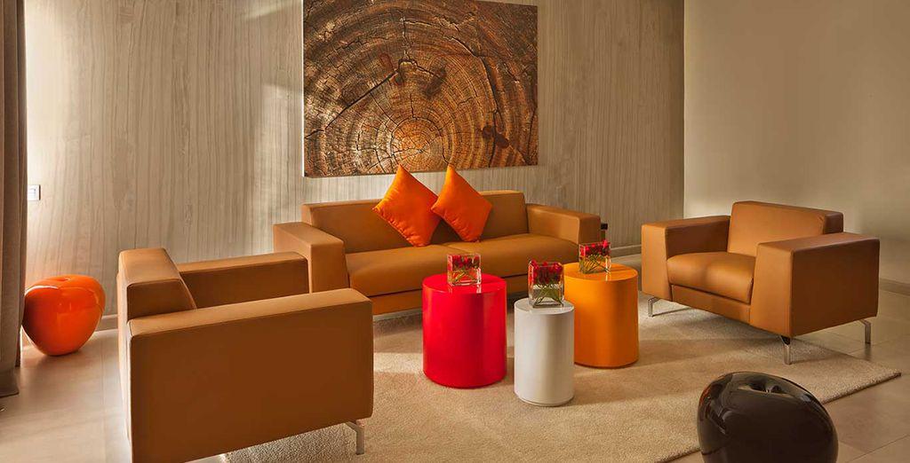 Un Art Hotel au design innovant