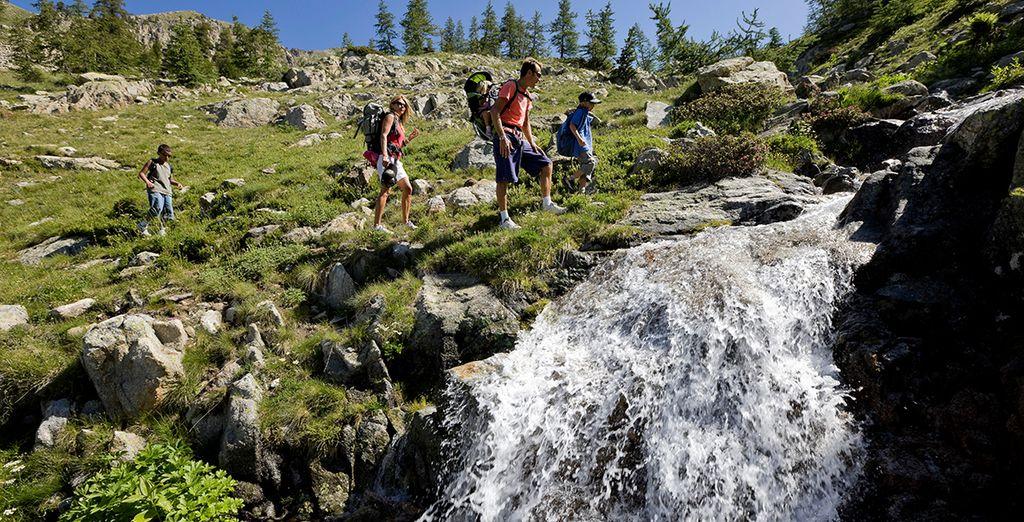 Bienvenue dans les Alpes du Sud ! - Résidence Le New Chastillon Isola 2000