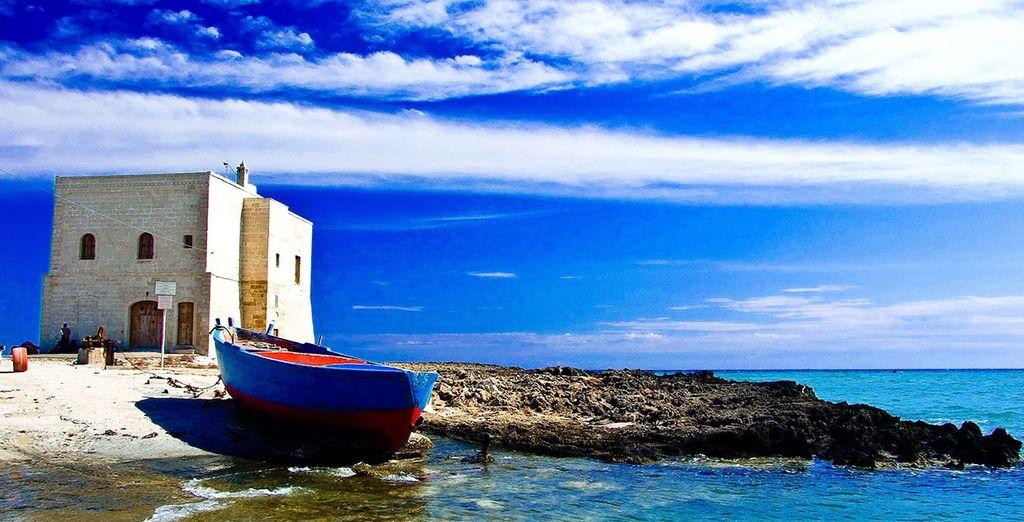 Envie d'un séjour entre terre et mer...