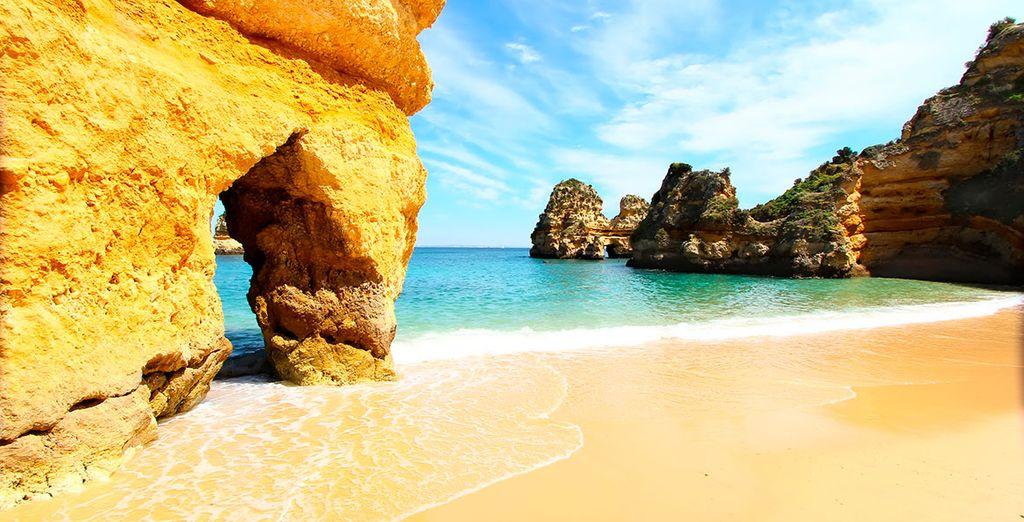Vous ne pourrez pas résister au charme de l'Algarve !