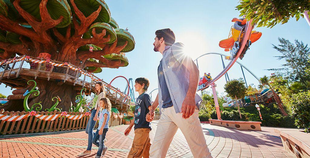 Un parc de loisirs qui séduira petits et grands