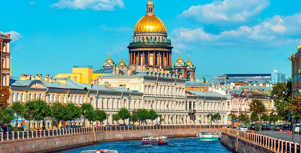 Hôtel W St.Petersburg 5*