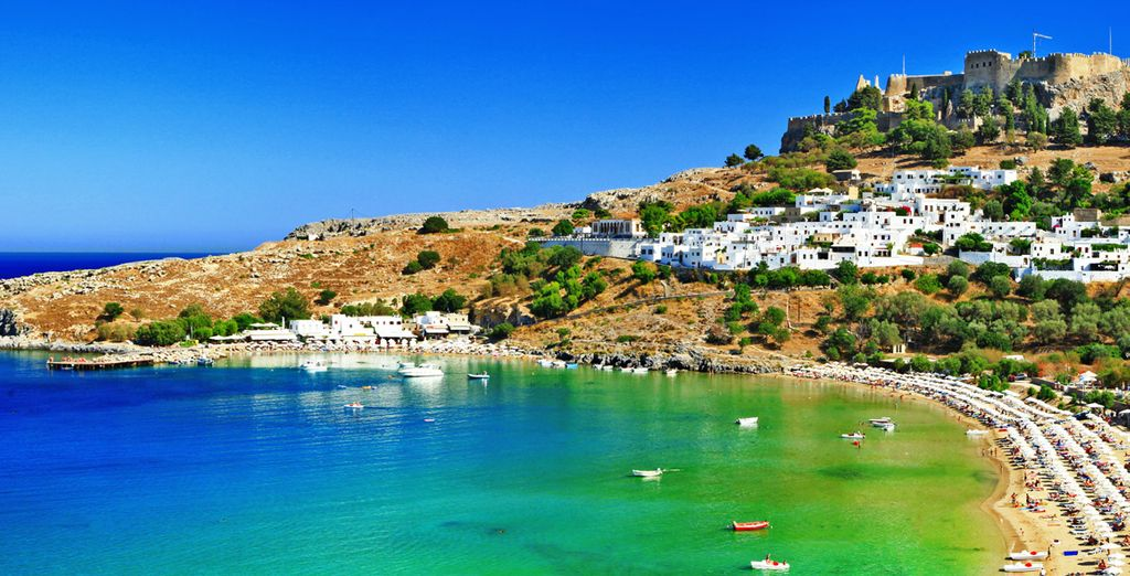 Cap sur Rhodes ! - Hôtel Sentido Port Royal Villas & Spa 5* Rhodes
