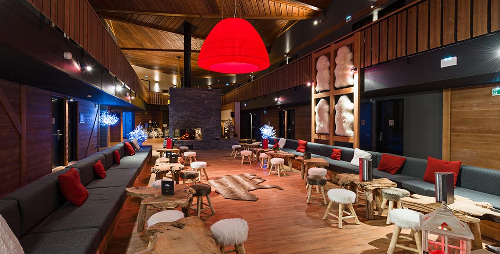 Un séjour entre bien-être et activités vous attend - Hôtel Marmotel Pra-Loup