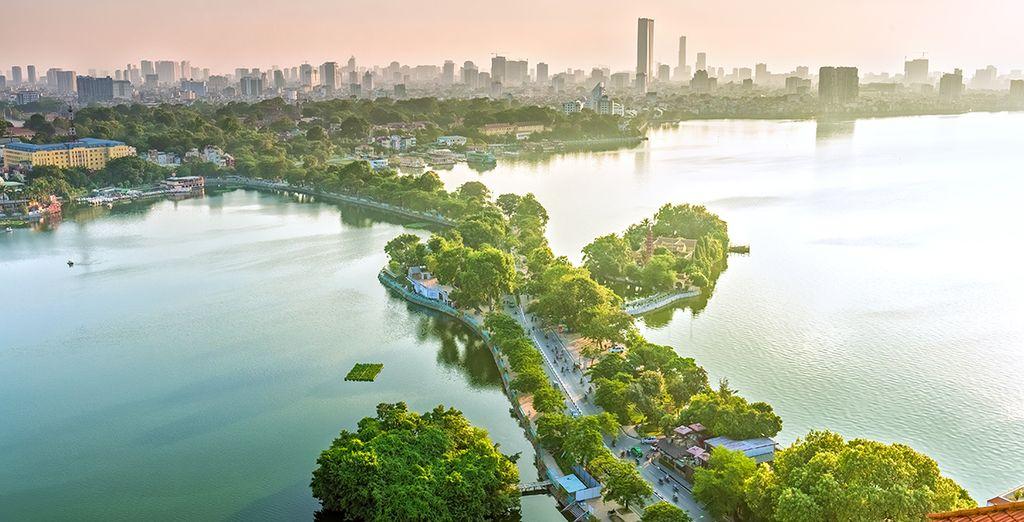 Au départ d'Hanoi, pour 7 ou 10 nuits