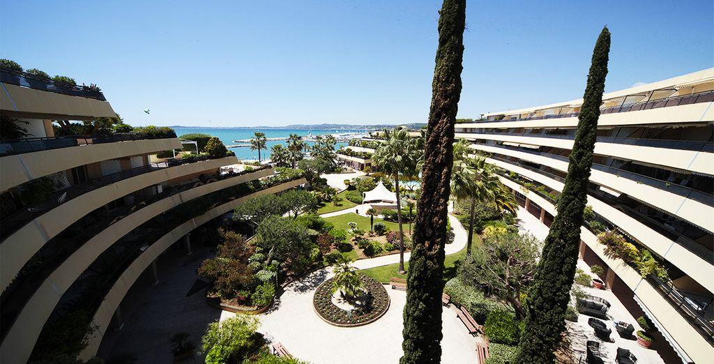 Direction la Côte d'Azur