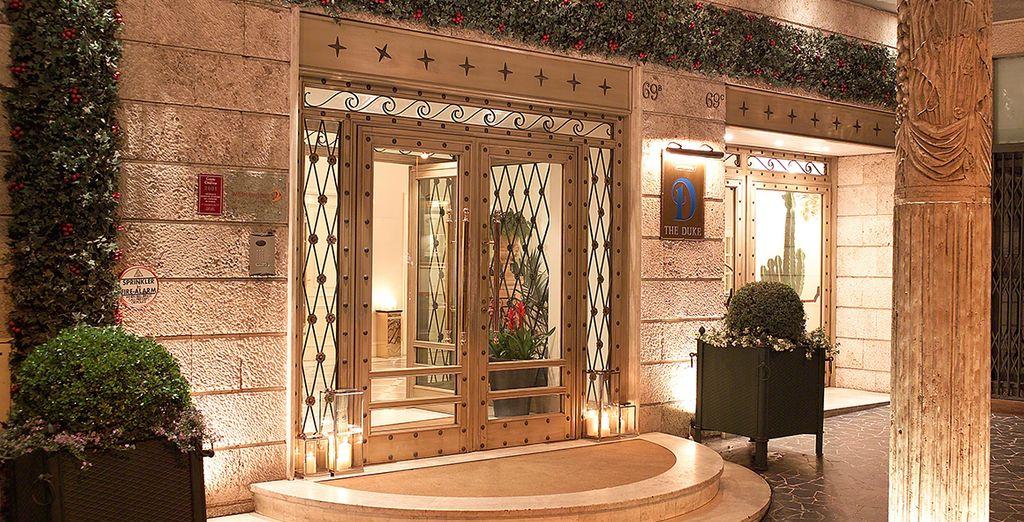 Ne le chantez plus, vivez le au Duke hôtel ! - The Duke Hotel 4* Rome