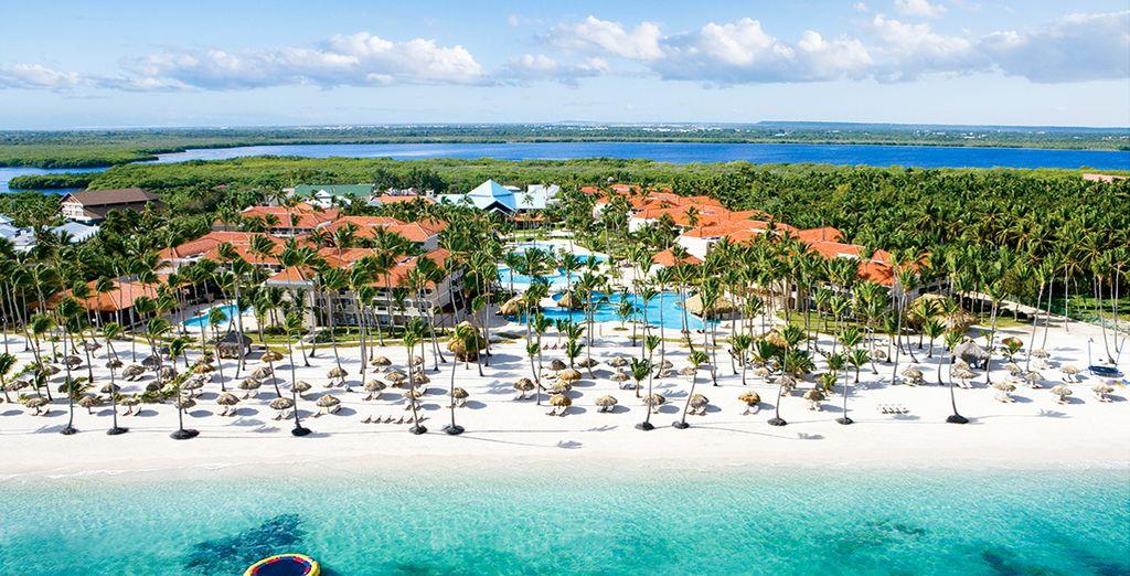 Au Dreams Palm Beach - Hôtel Dreams Palm Beach Punta Cana 5* Punta Cana