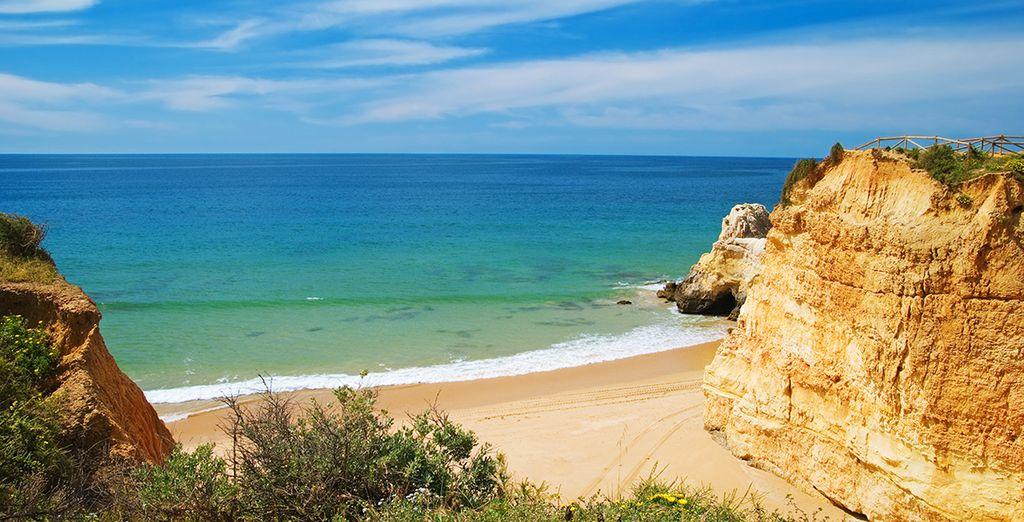 En Algarve, au sud du Portugal