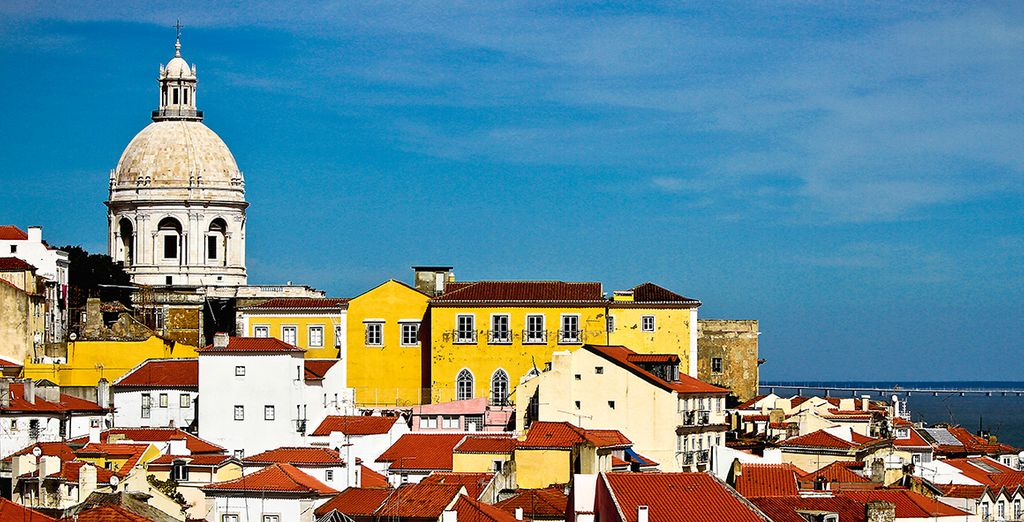Très bon séjour à Lisbonne !