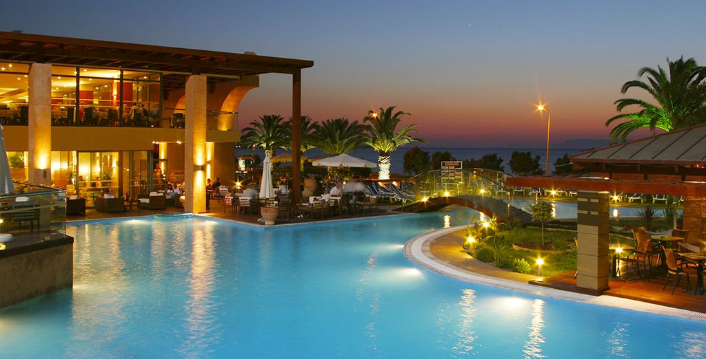 L'hôtel Oceanis 4* vous accueille pour un séjour inoubliable...
