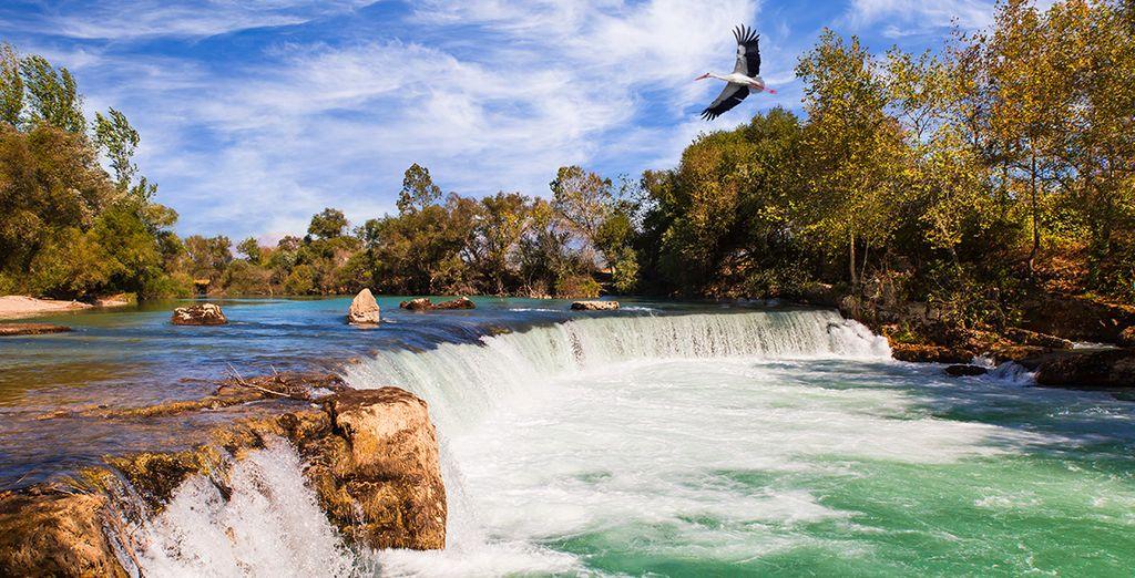 Panorama naturel d'Antalya