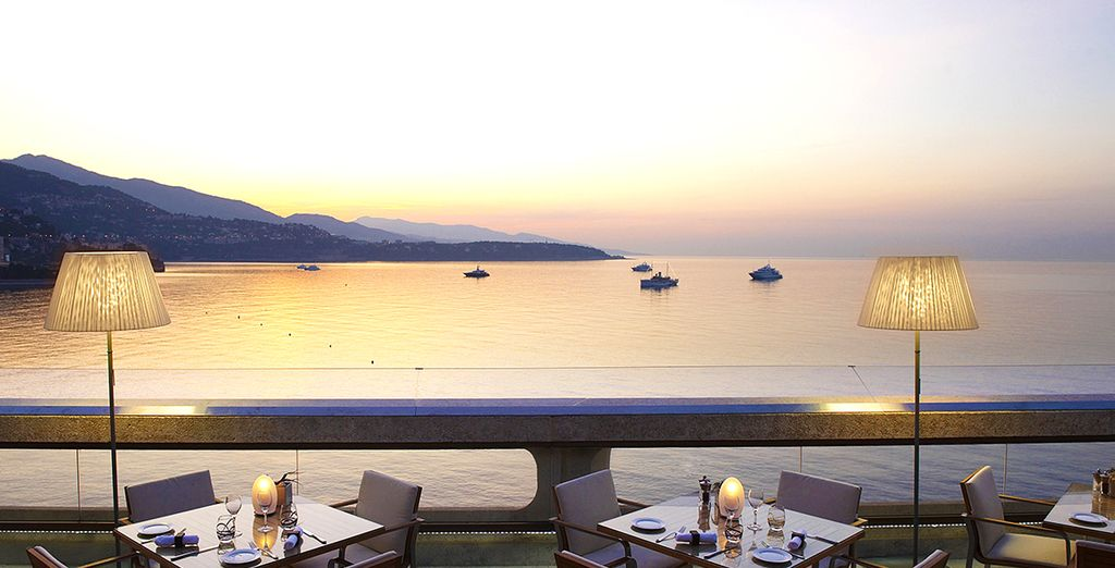 Offrez-vous quelques jours exquis dans un cadre idyllique ... - Hôtel Fairmont Monte Carlo 4* Beausoleil