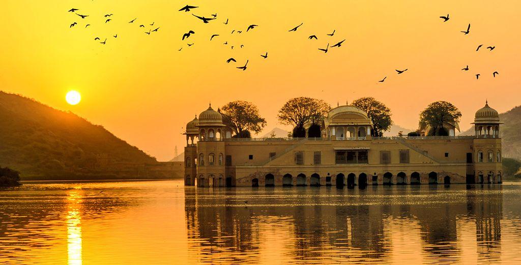 Vous rêvez de découvrir l'Inde éternelle ?