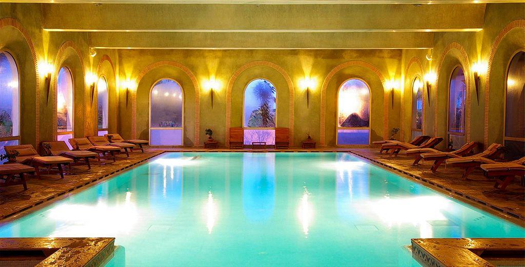 Besoin de vacances ? - Hôtel Palmeraie Palace 5* Marrakech