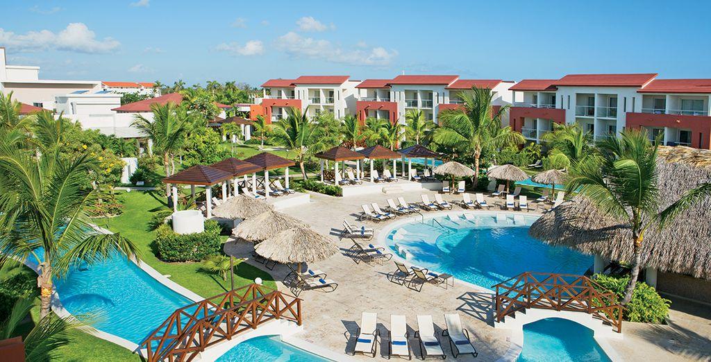 Direction le Now Garden Punta Cana...  - Hôtel Now Garden Punta Cana 5* Punta Cana