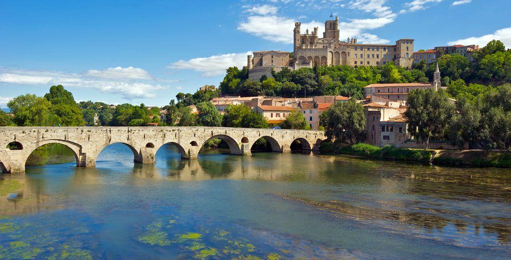 Bienvenue dans le Languedoc-Roussillon ! - Résidence Le Domaine d'Ensérune Colombiers