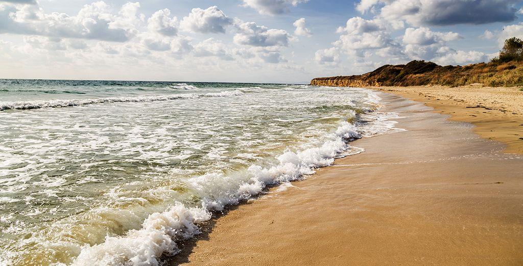 Cap sur la côte est de la Bulgarie