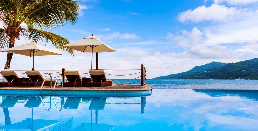 Bienvenue au paradis... au Meridien Fisherman's Cove 5* - Hôtel Méridien Fisherman's Cove 5* Mahe Island