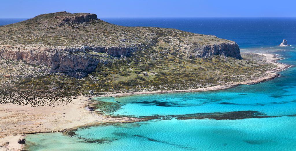 Bienvenue sur la magnifique île qu'est la Crète