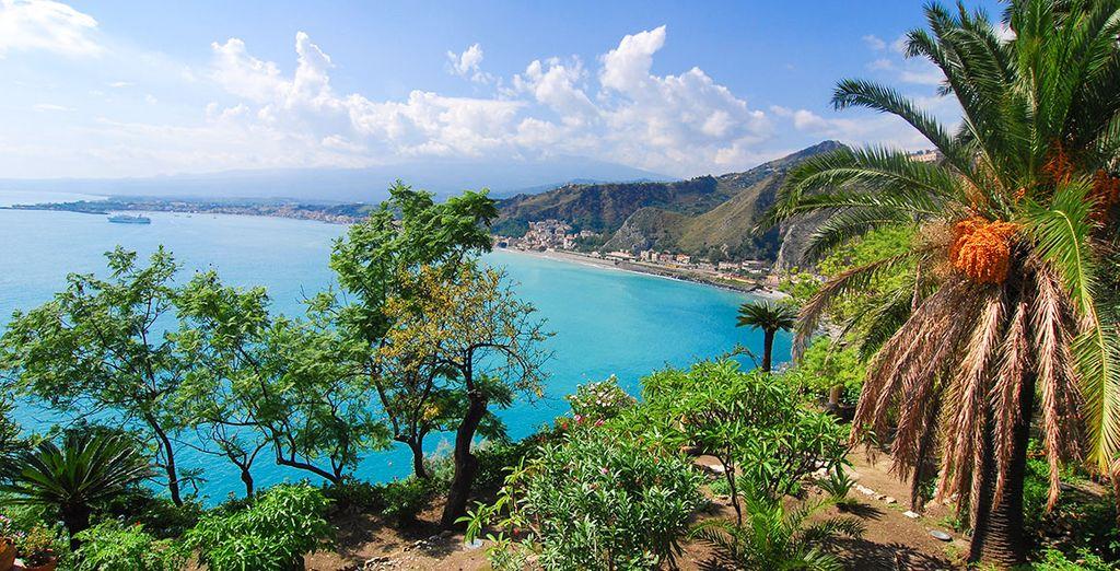 Nous vous invitons en Sicile...