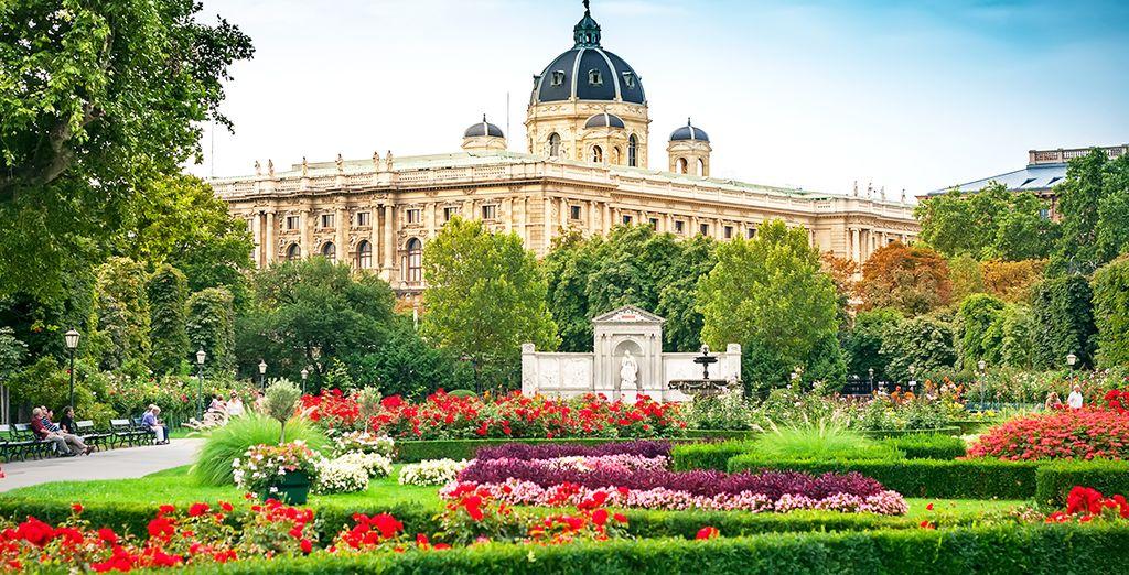 Laissez-vous guider et partez à Vienne !