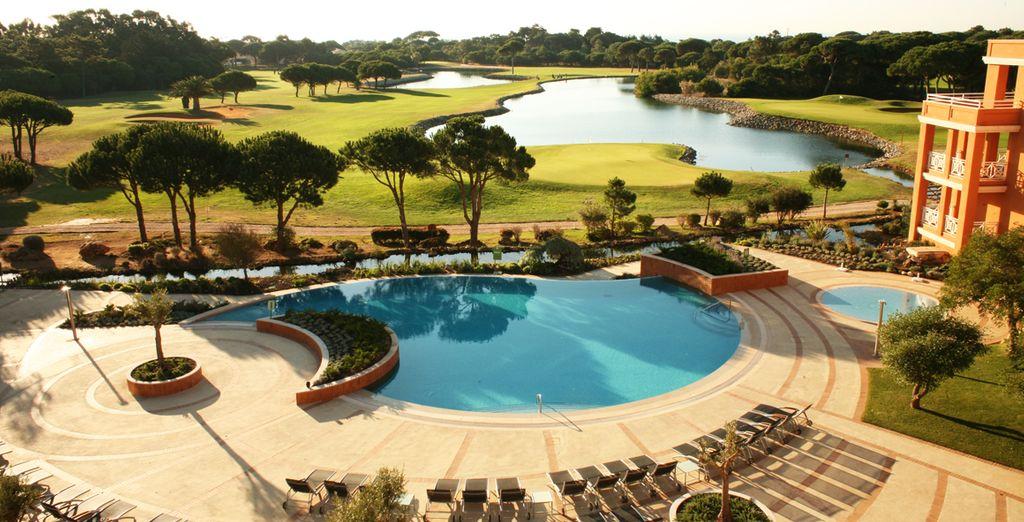 Envie de vacances ?  - Quinta da Marinha Resort 5* Cascais