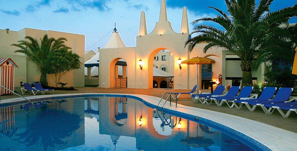 Faites escale au Suite Atlantis Fuerteventura Resort