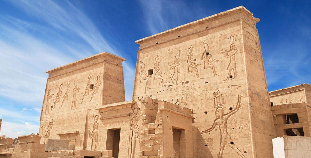 Partez sur la traces des secrets d'Égypte !