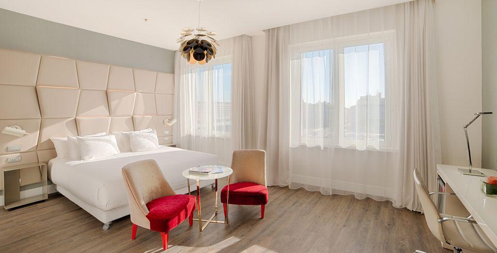 Que diriez-vous de découvrir Bruxelles confortablement installé dans votre chambre ?