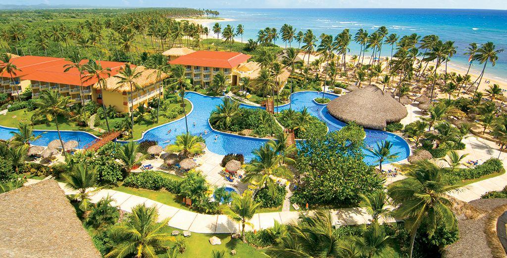 Des envies d'exotisme et de farniente ?  - Hôtel Dreams Punta Cana Resort & Spa 5* Punta Cana