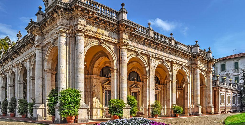 Découvrir les beautés architecturales des monuments