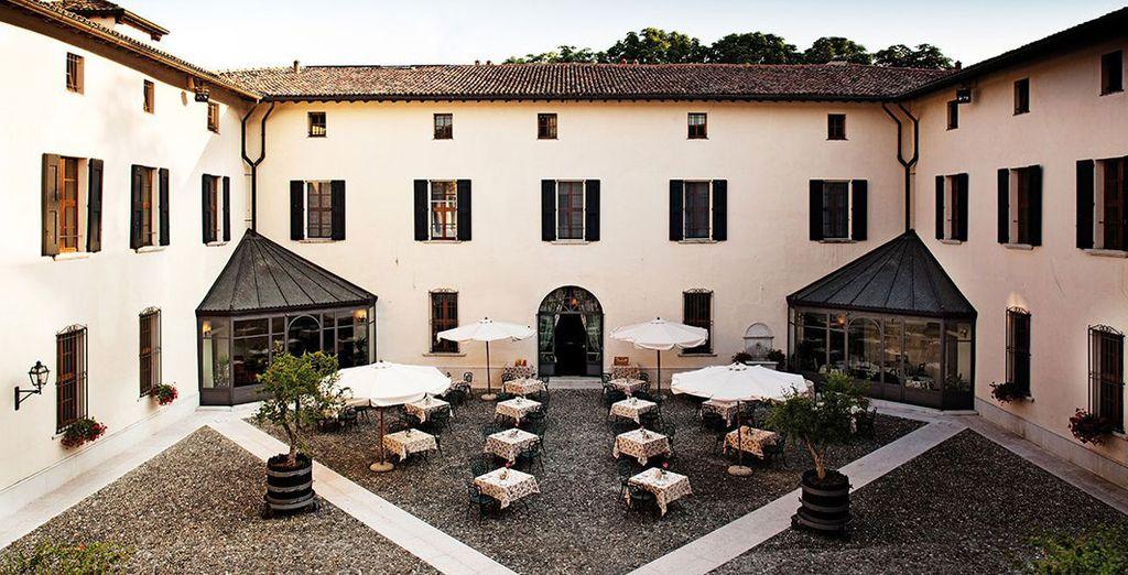 Le Palazzo Arzaga golf & Spa