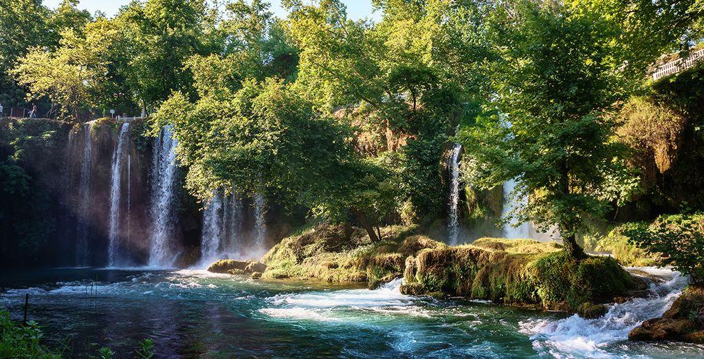 De ses sites naturels exceptionnels