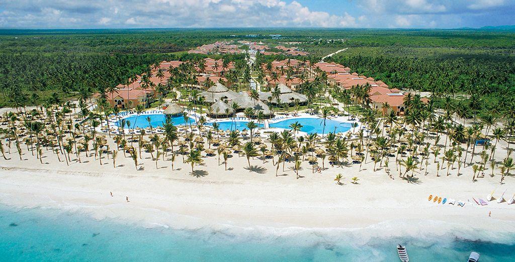 Au sein d'un resort formidable - Hôtel Grand Bahia Principe Turquesa 5* Punta Cana