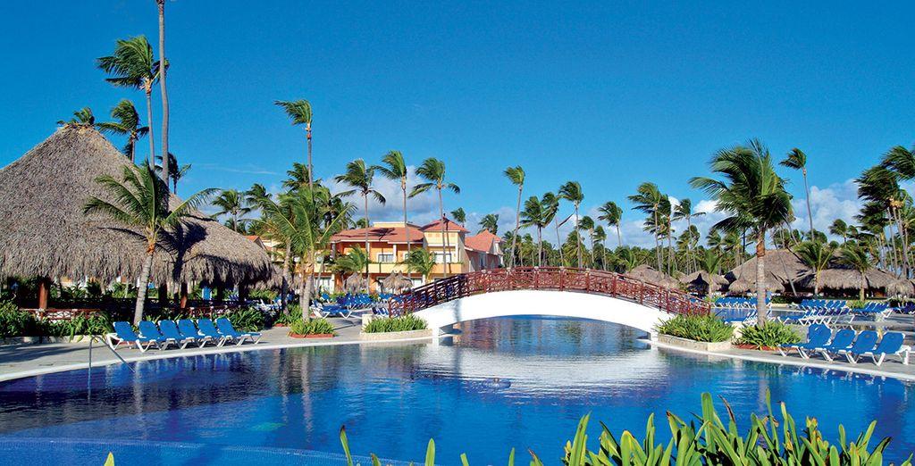 Bienvenue au Gran Bahia Principe Turquesa ! - Hôtel Grand Bahia Principe Turquesa 5* Punta Cana
