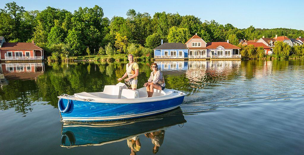 Bienvenue au Domaine du Lac d'Ailette