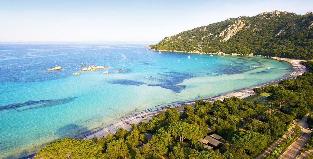 Direction les eaux cristallines de la Corse ! - Résidence Moby Dick Porto Vecchio