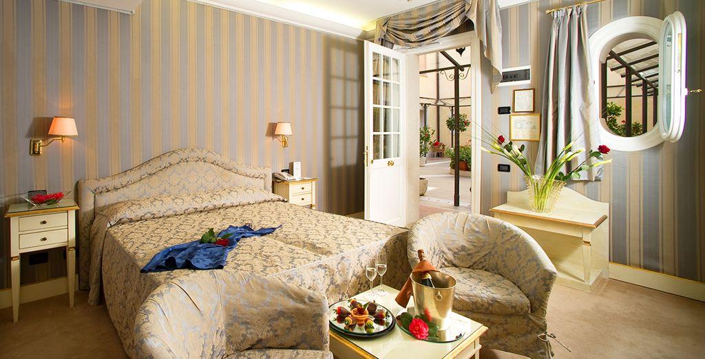 Venez découvrir Venise en toute intimité - Hôtel Carlton on the Grand Canal 4* Venise