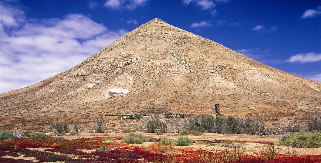 Craquez pour les somptueux paysages volcaniques
