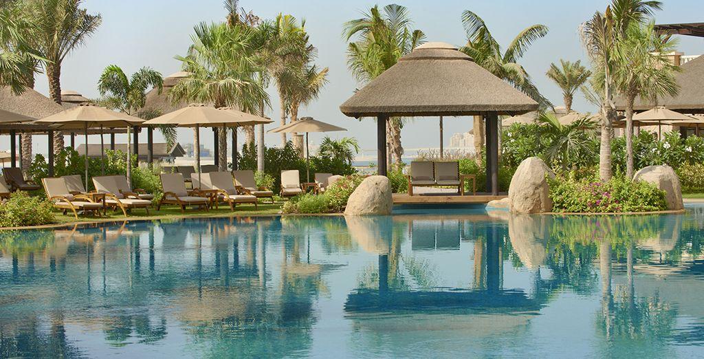 Relaxez-vous dans votre oasis de bien-être
